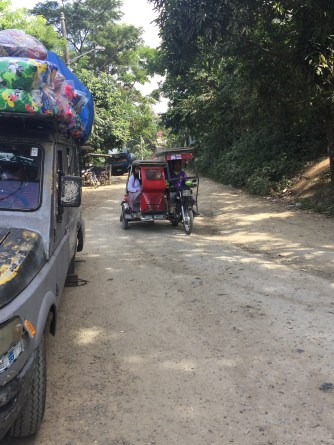 Tricycle transportation