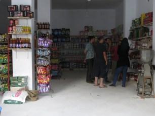 8 A non-profit shop