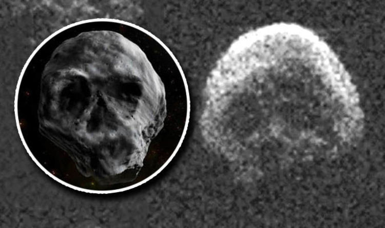 the asteroid of the death