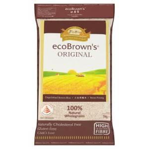 eco brown rice