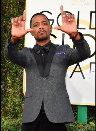 """Keith Stanfield (from """"Atlanta"""")"""