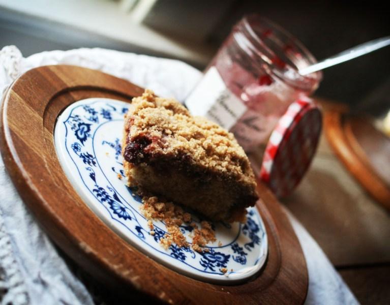 Bonne Maman Breakfast Cake