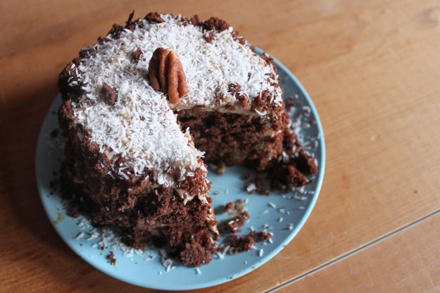 Little German Choc Cake