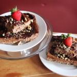 Chocolate + Strawberries = Tax Redemption + Heat