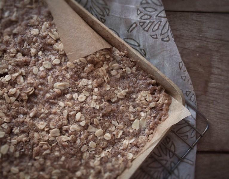 A Pie for A Fall Dinner: Squash Pie w/ Cinnamon Crumble & Bourbon Whipped Cream