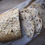 A Bread For A Fall Dinner: Whole-Wheat Maple Chevre Bread