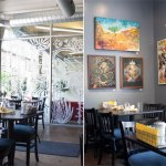 Brunching in Philadelphia: Cafe Estelle