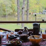 An Ode To A Cabin In Autumn: A Batter Resplatter