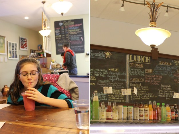 DTE Smoothies and Specials