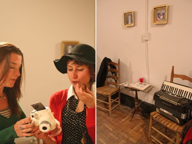 Polaroids and Album