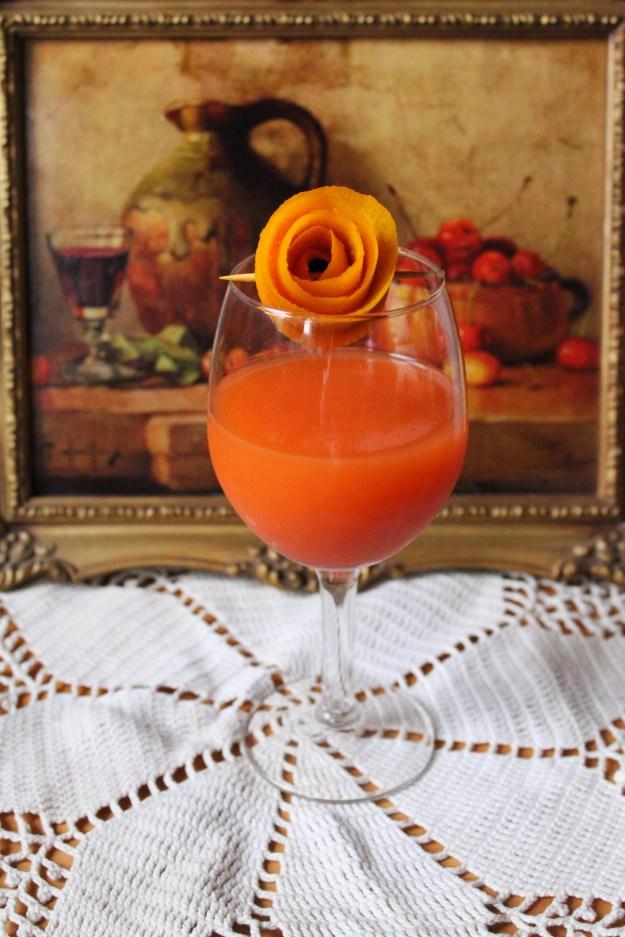 Orange Rosette 01