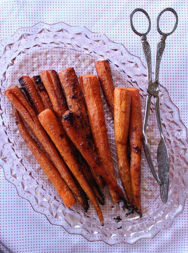 Cardamom Carrots