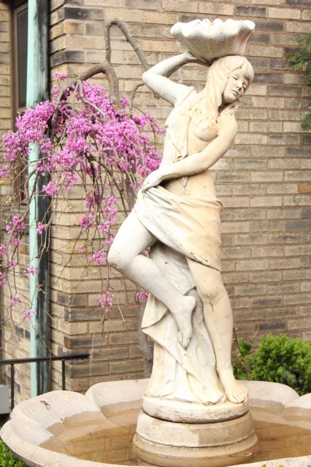 Patio Statue