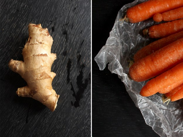 Ginger Carrot