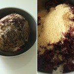 Adjusted Action Steps For A Beet Semifreddo
