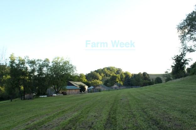 Farm-Week