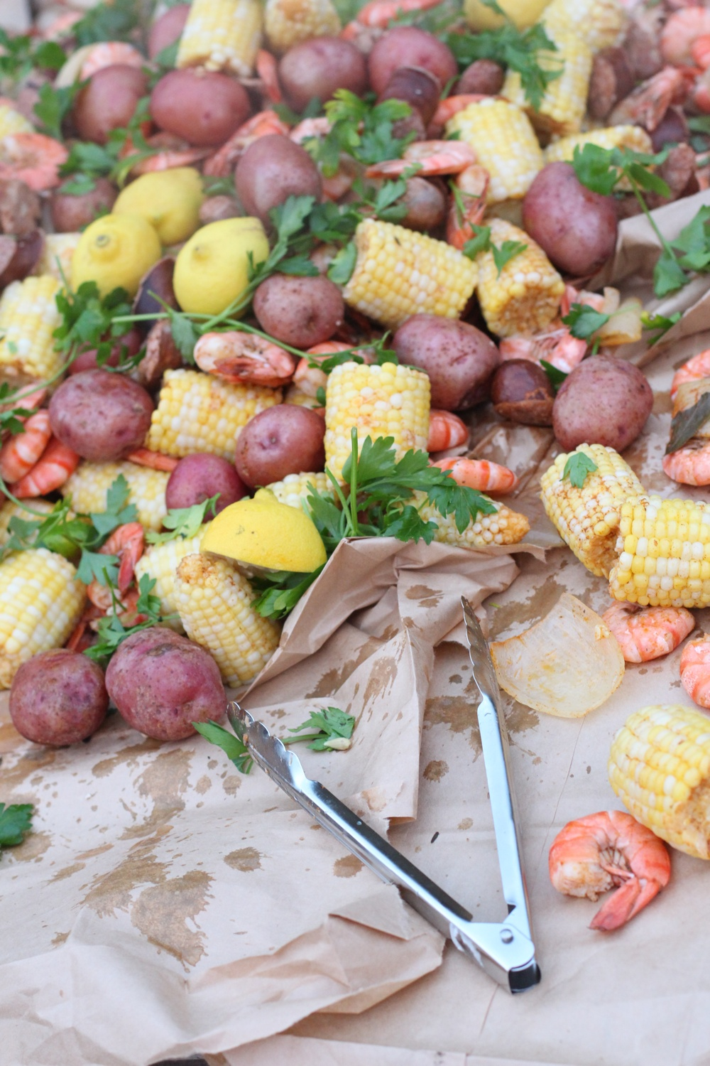 A Low Country Boil with e2 at Bayardstown Social Club