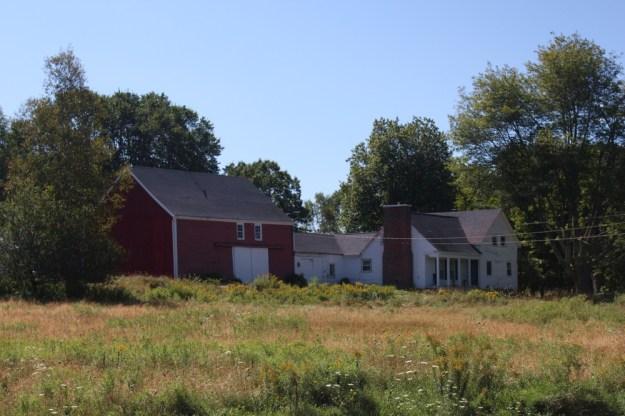 Maine Barn