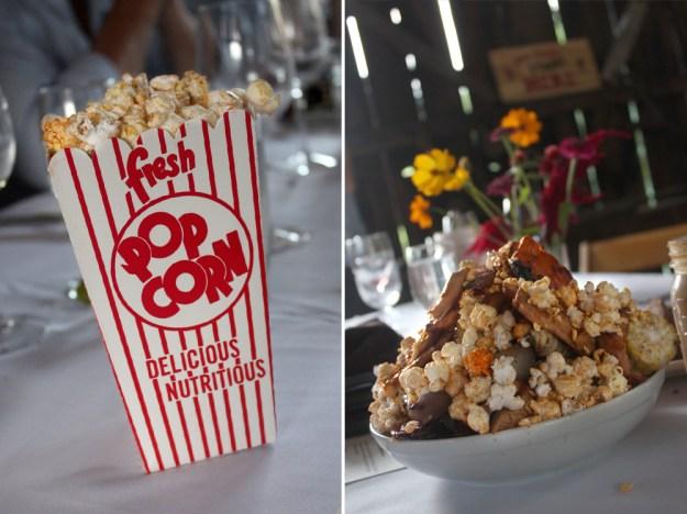 Popcorn Platter