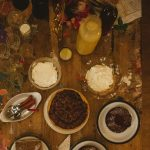 Thanksgiving Recap: Chocolate Pecan Pie