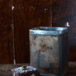 Orange, Cranberry & Pistachio Spelt Brownies
