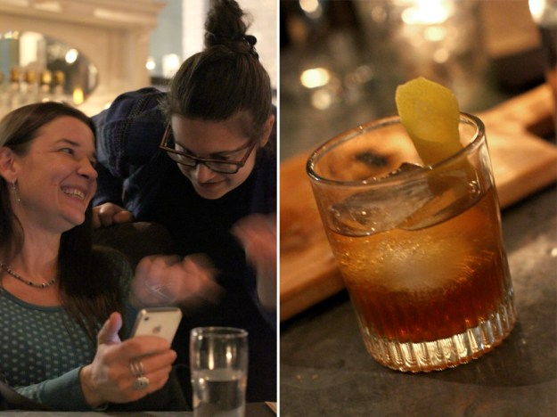 Girls and Cocktails