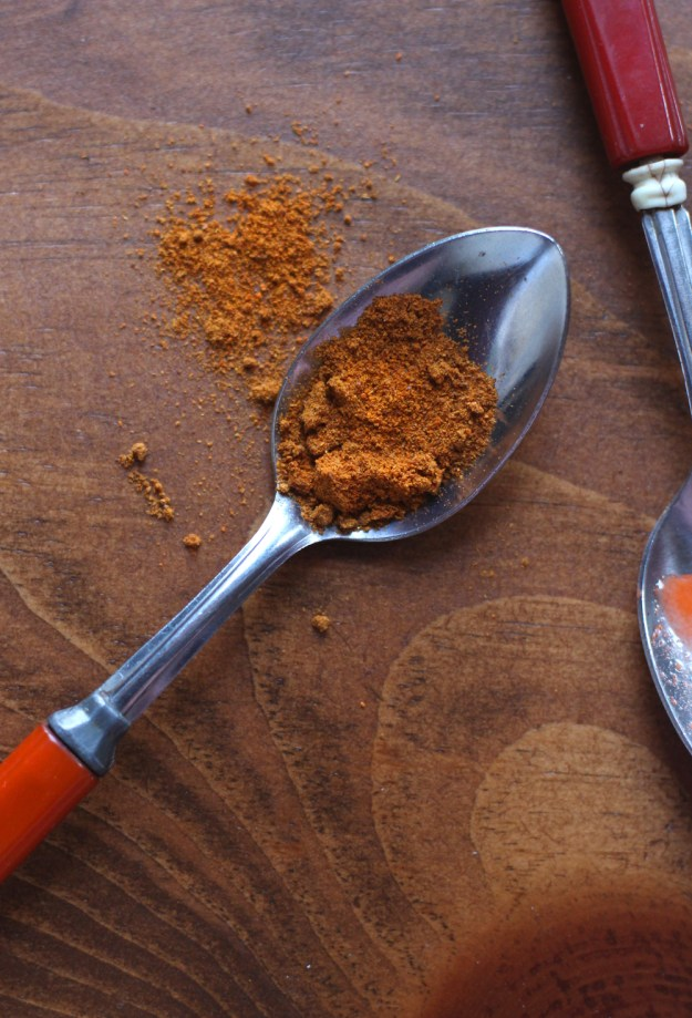 Cayenne Spoon