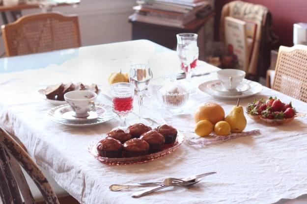 Dining Room Breakfast