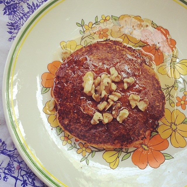 Instagram Lately: Whole Wheat Carrot Pancakes & Counting Beautiful Things