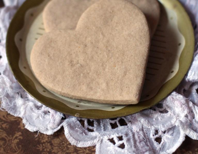 Midweek Romance: Whole Wheat Rosewater Cookies