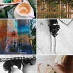 Instagram Lately: Happiness Growing Underfoot