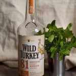 Whole-Wheat Mint Julep Cake with Bourbon Whipped Cream