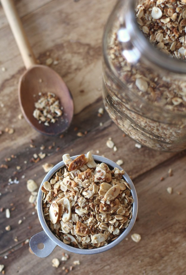 Granola Jar and Cup