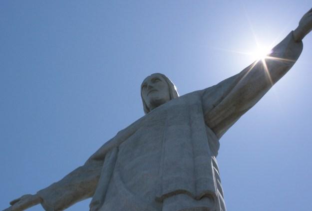 Giant Jesus