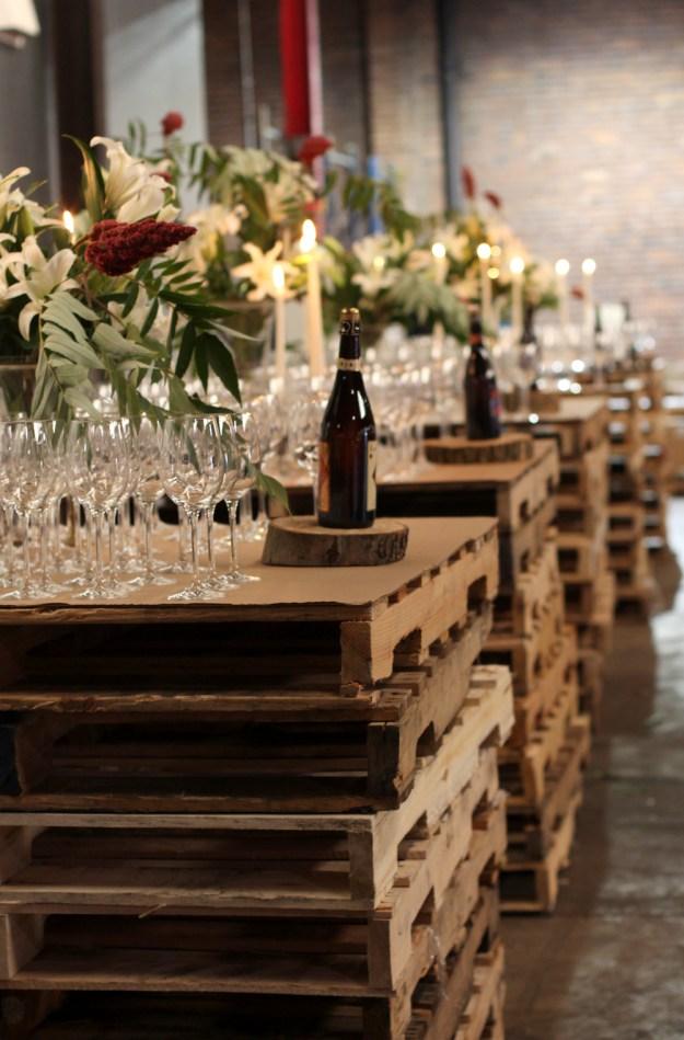 Pallet Beer Displays