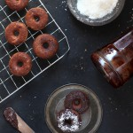 Donut O' The Month for JoJoTastic: Nutella Coconut Baby Donuts