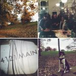 Instagram Lately & Whole Wheat Pumpkin & Chocolate Swirl Bread
