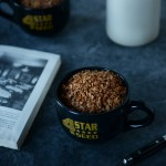 Chocolate Coconut Almond Granola & A Book Recommendation