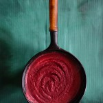 Creamy Coconut & Roasted Beet Soup