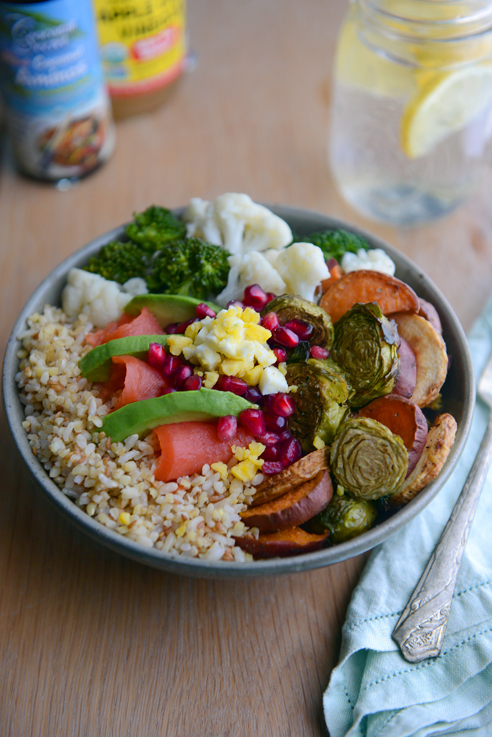 Rice Bowl by With The Grains
