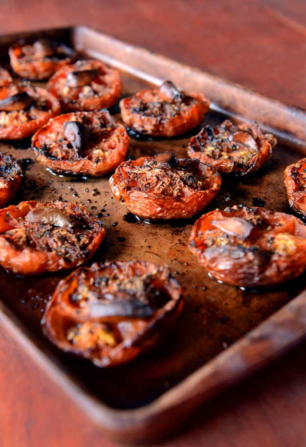Roasted Tomatoes by With The Grains 02