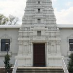 A Hindu Temple, An Indian Inspired Picnic & A Curry Roasted Potato Salad