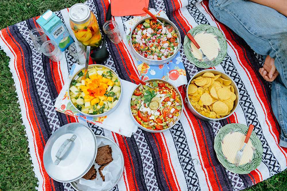 South American Inspired Picnic by With The Grains 05
