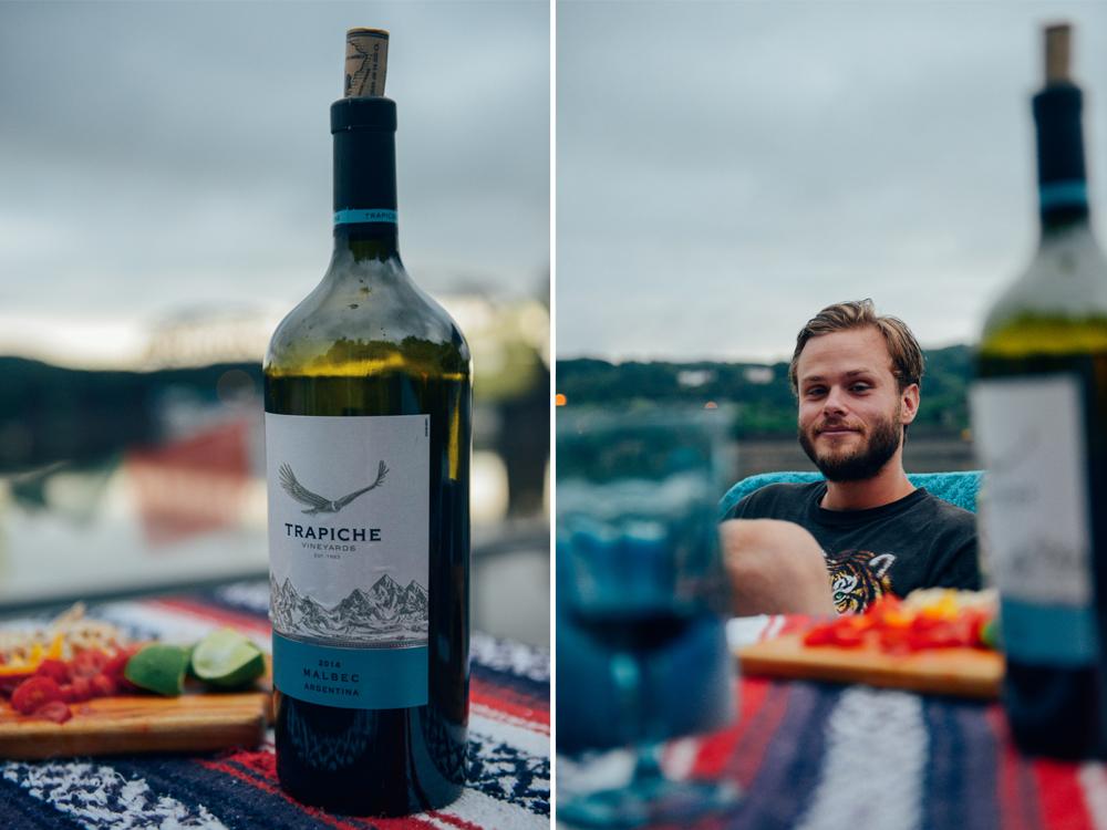 Choderwood Wine Dinner