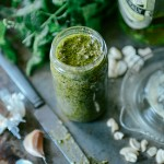 Farm Fresh Mint Pesto (Vegan & Gluten Free)
