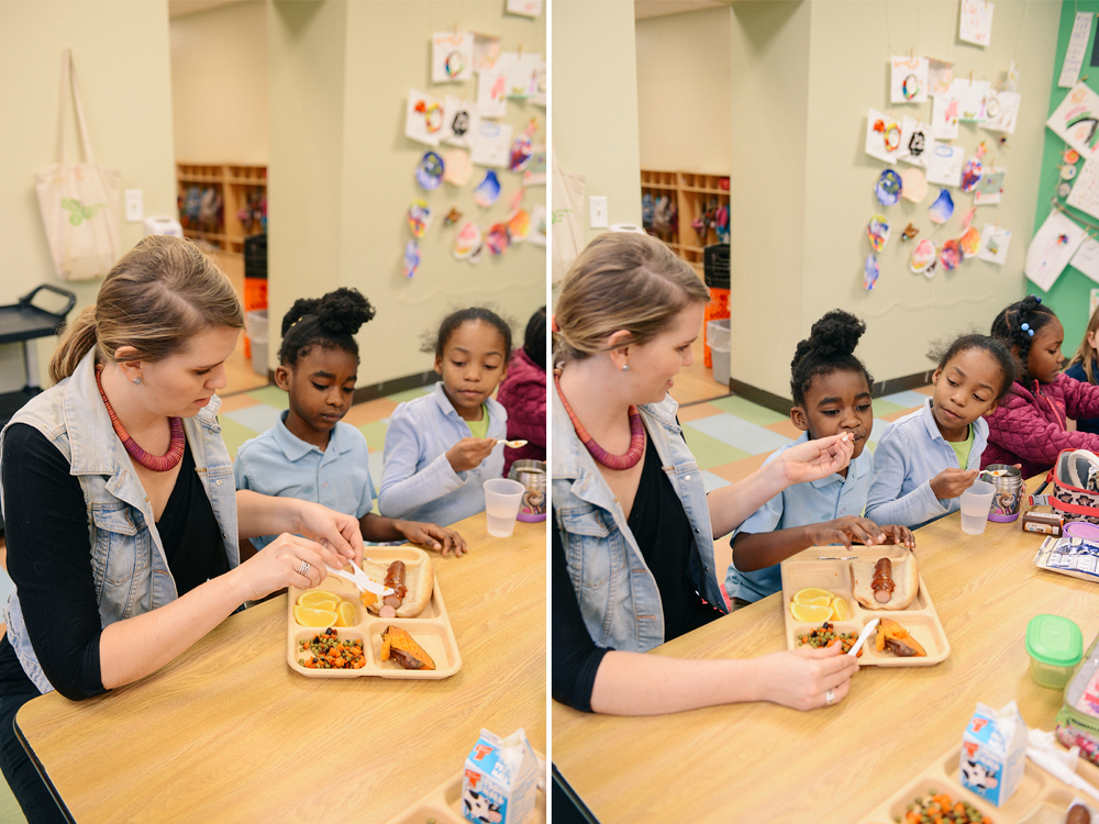 A Grain of Good: Kelsey & the Environmental Charter School // www.WithTheGrains.com