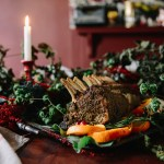 French Style Herb Crusted Pork Roast