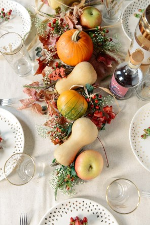 Fall Gathering // www.WithTheGrains.com