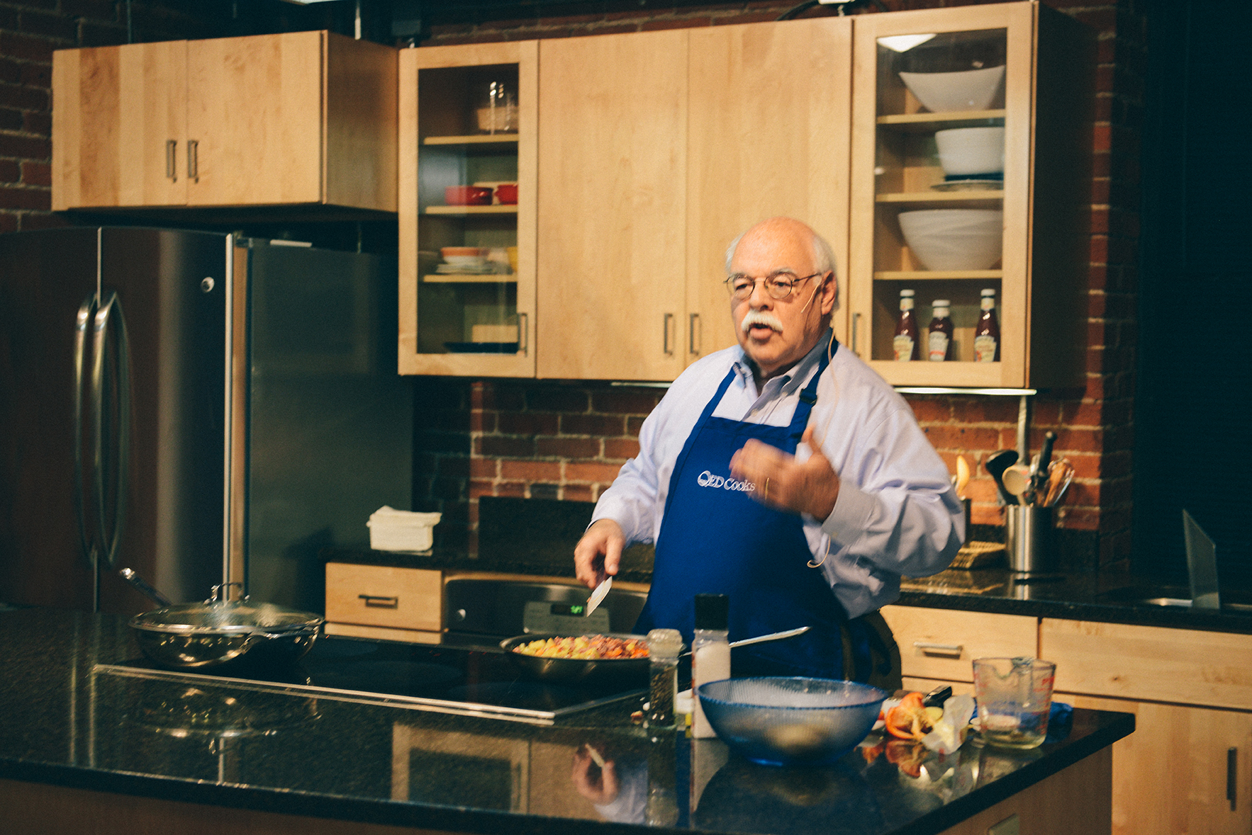 """WWII """"We Can Do It"""" + @WQED Chris Fennimore's Cooking Demo"""