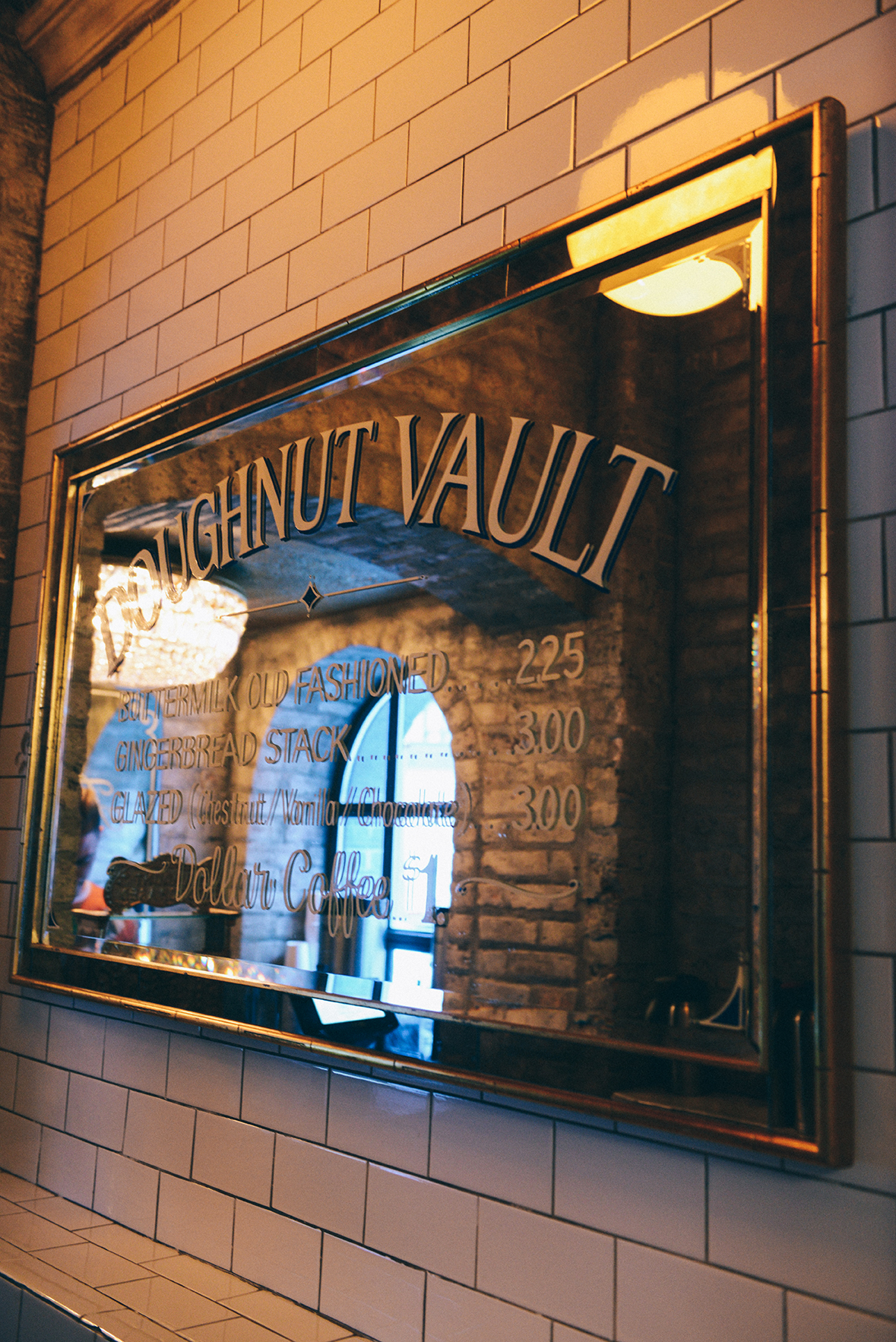 The Doughnut Vault in Chicago, IL // www.WithTheGrains.com